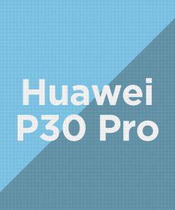 Customize Huawei P30 Pro