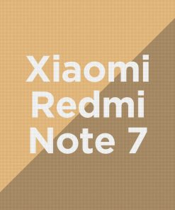 Customize Xiaomi Redmi Note 7