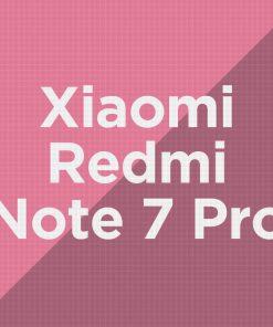 Customize Xiaomi Redmi Note 7 Pro