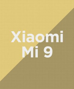 Customize Xiaomi Mi 9