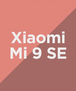 Customize Xiaomi Mi 9 SE