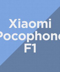 Customize Xiaomi Pocophone F1