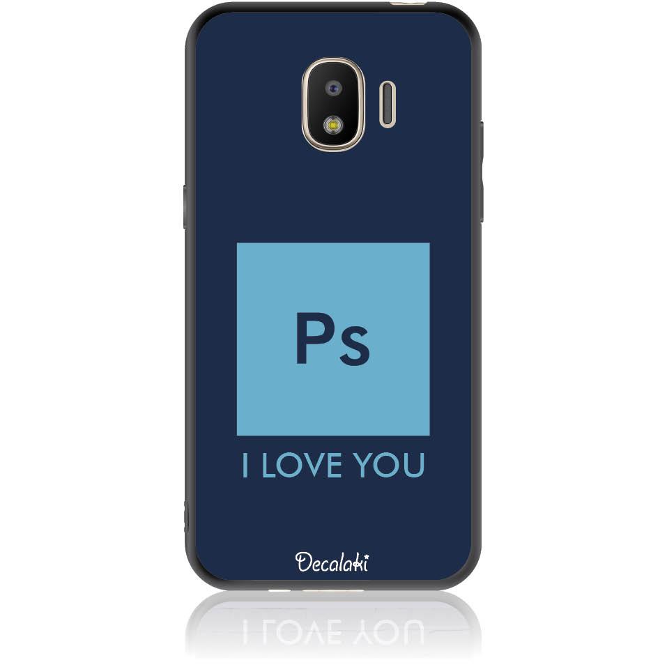 Case Design 50024  -  Samsung J2 Pro (2018)  -  Soft Tpu Case