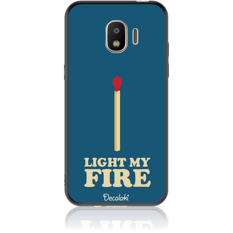 Case Design 50027  -  Samsung J2 Pro (2018)  -  Soft Tpu Case