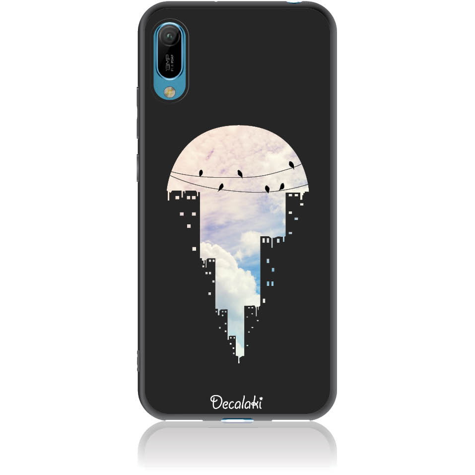 Case Design 50029  -  Huawei Y6 Pro 2019  -  Soft Tpu Case