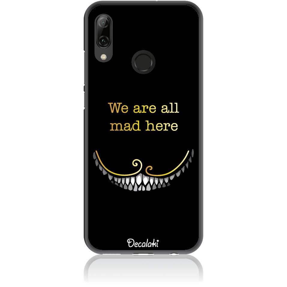 Case Design 50033  -  Huawei P Smart (2019)  -  Soft Tpu Case