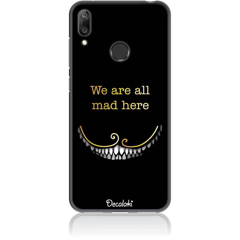 Case Design 50033  -  Huawei Y7 Prime 2019  -  Soft Tpu Case