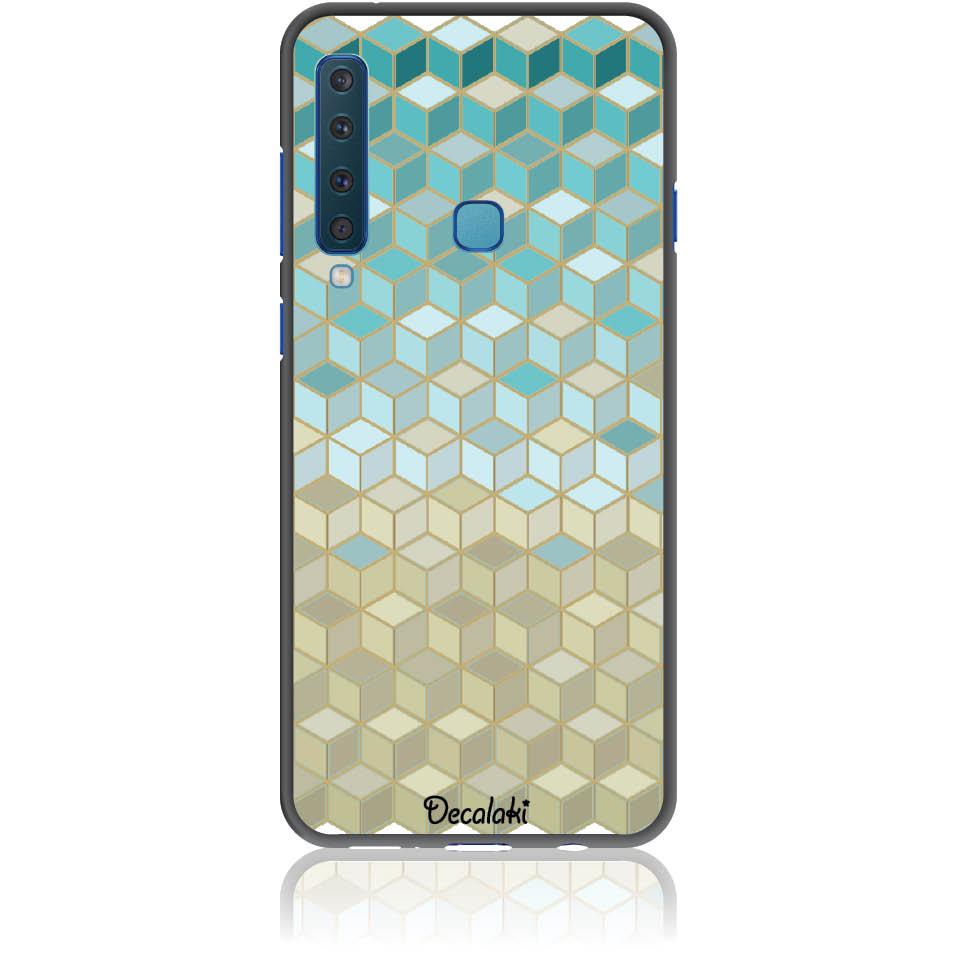 Pattern Phone Case Design 50034  -  Samsung A9 (2018)  -  Soft Tpu Case
