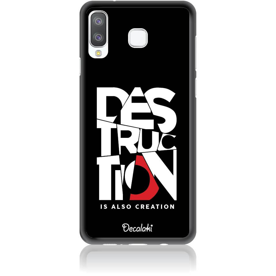 Case Design 50040  -  Samsung A8 Star  -  Soft Tpu Case