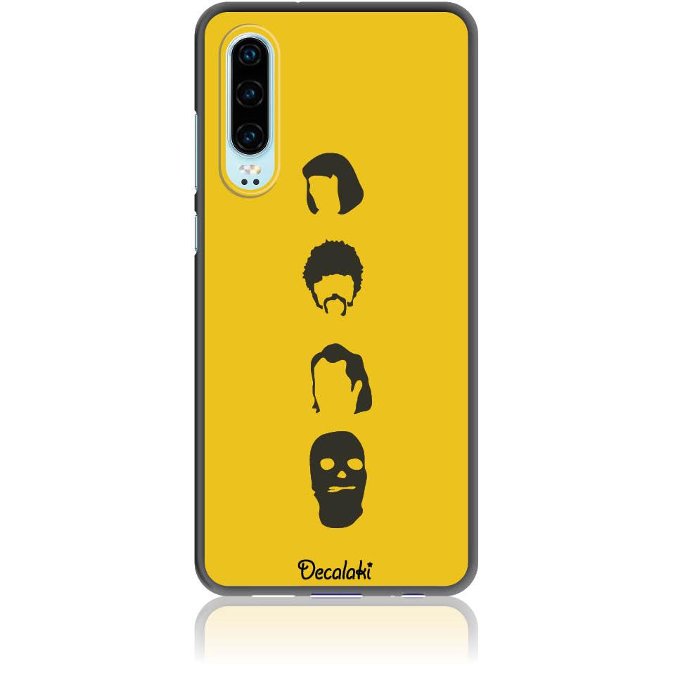 Case Design 50077  -  Huawei P30  -  Soft Tpu Case