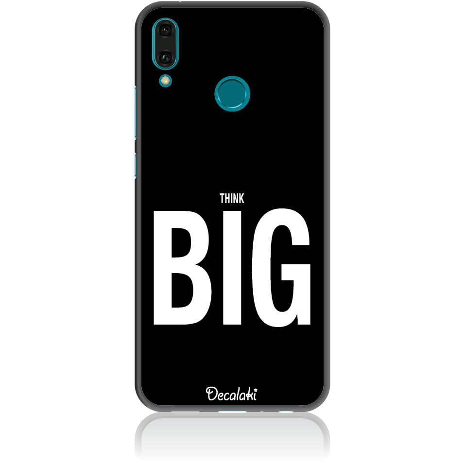 Case Design 50089  -  Huawei Enjoy 9 Plus  -  Soft Tpu Case