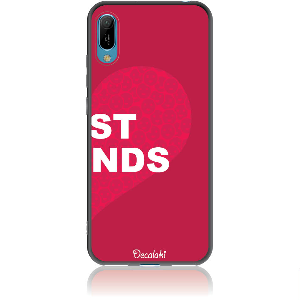 Case Design 50099  -  Huawei Y6 Pro 2019  -  Soft Tpu Case