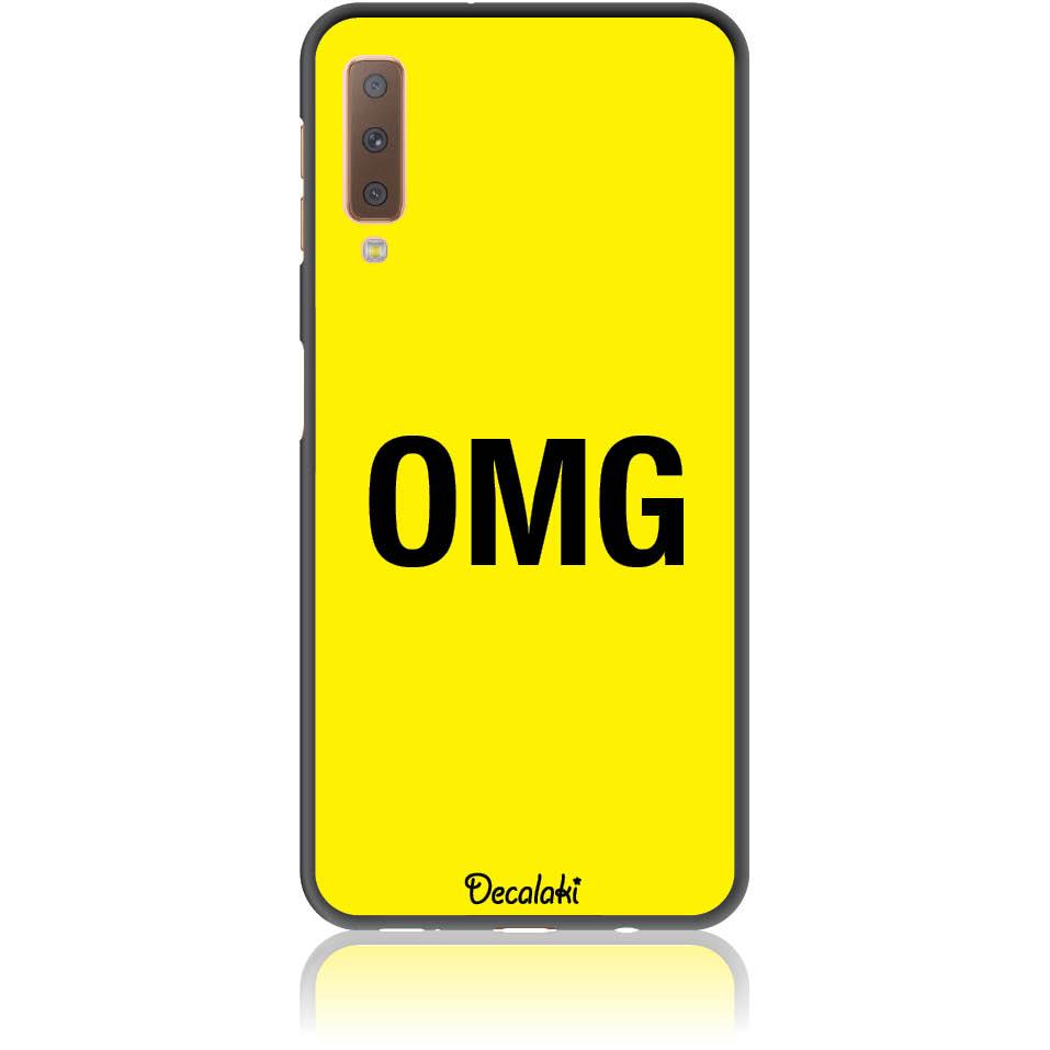 Case Design 50115  -  Samsung A7 2018 (a750)  -  Soft Tpu Case
