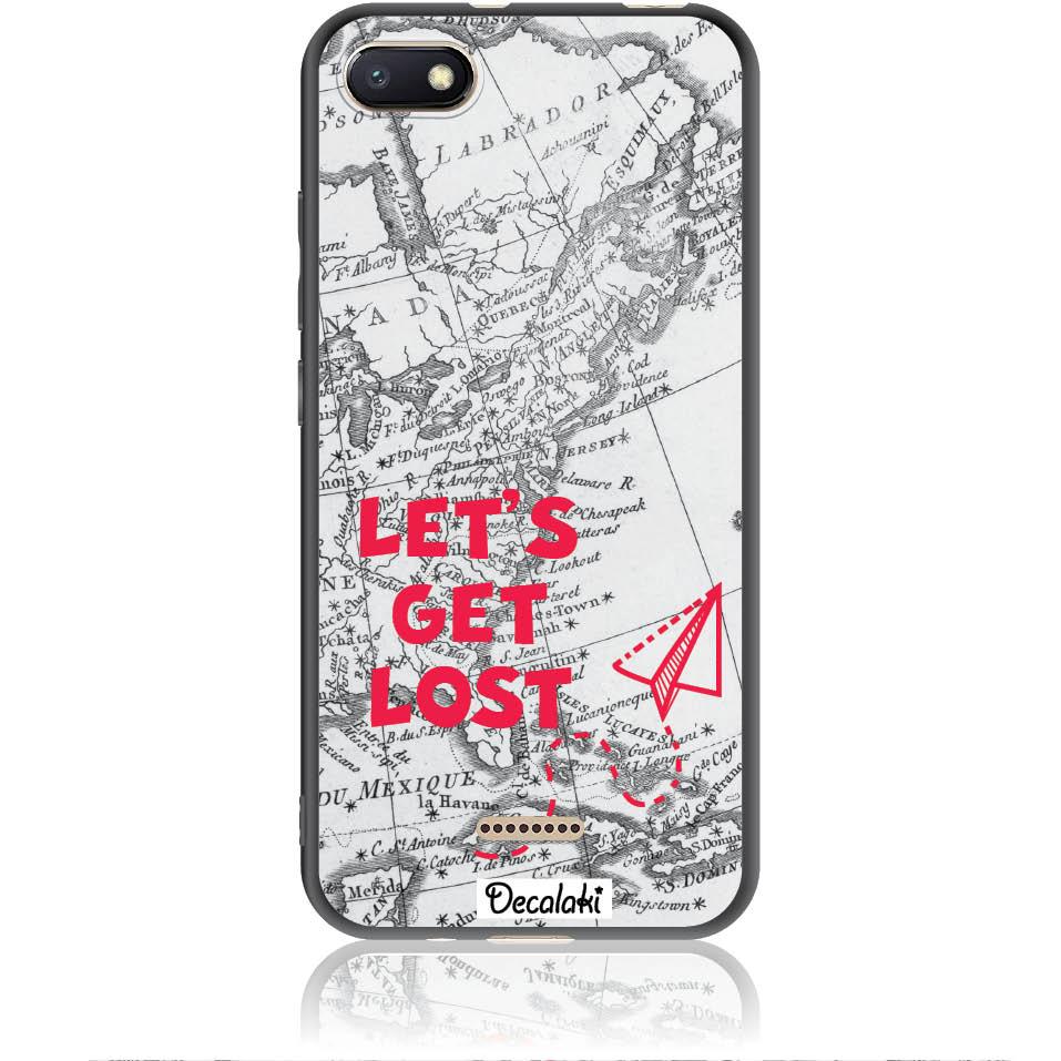 Case Design 50163  -  Xiaomi Redmi 6a  -  Soft Tpu Case