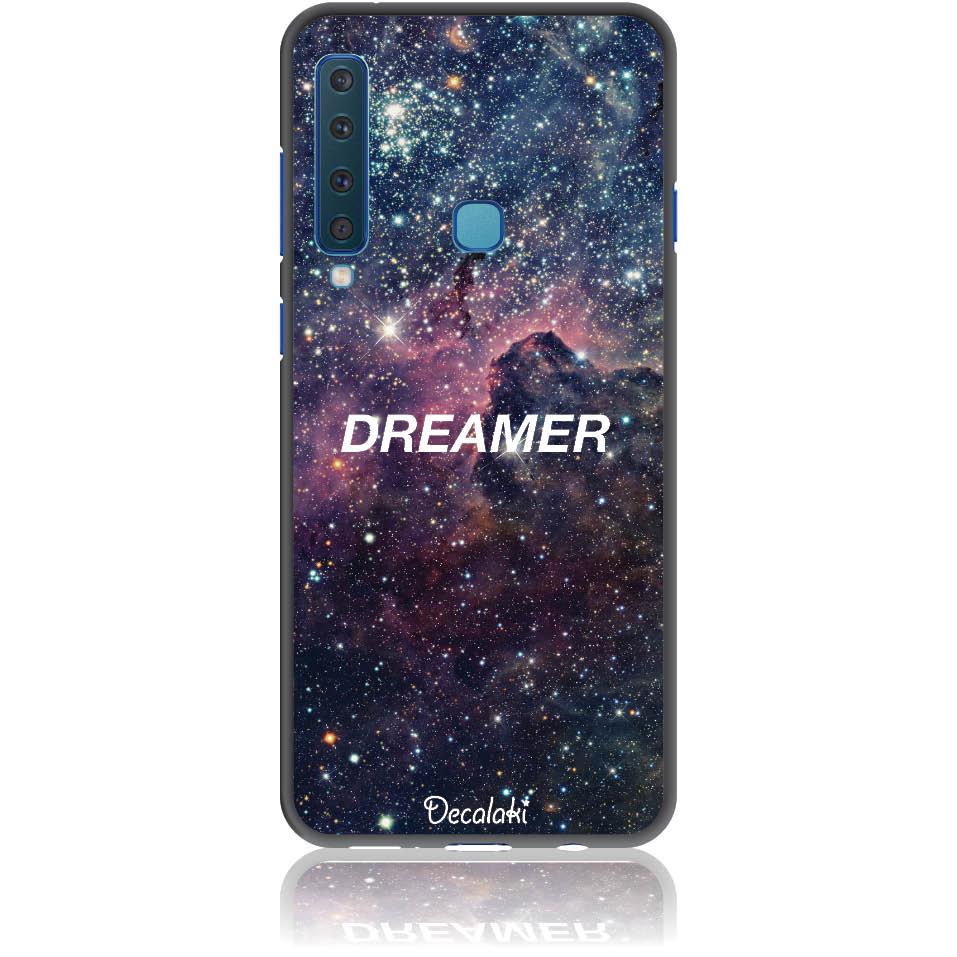 Dreamer Night Sky Phone Case Design 50181  -  Samsung A9 Star Pro  -  Soft Tpu Case