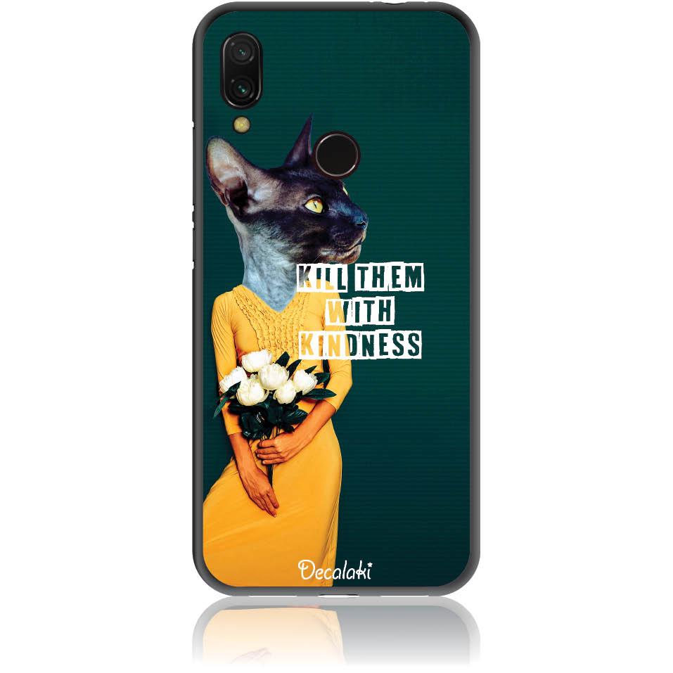 Case Design 50195  -  Xiaomi Redmi Note 7 Pro  -  Soft Tpu Case