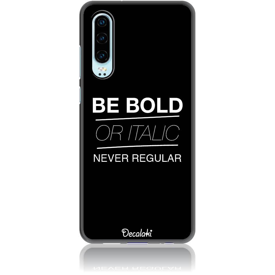 Case Design 50204  -  Huawei P30  -  Soft Tpu Case