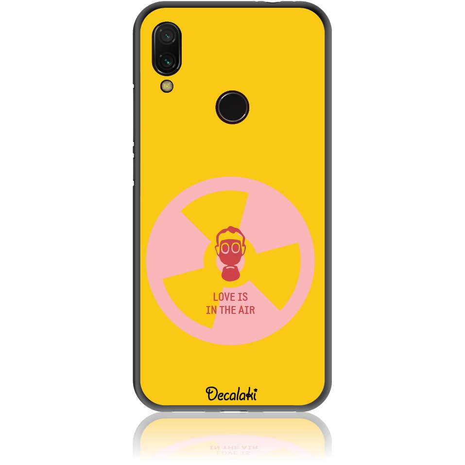 Nuclear Love Phone Case Design 50229  -  Xiaomi Redmi Note 7 Pro  -  Soft Tpu Case