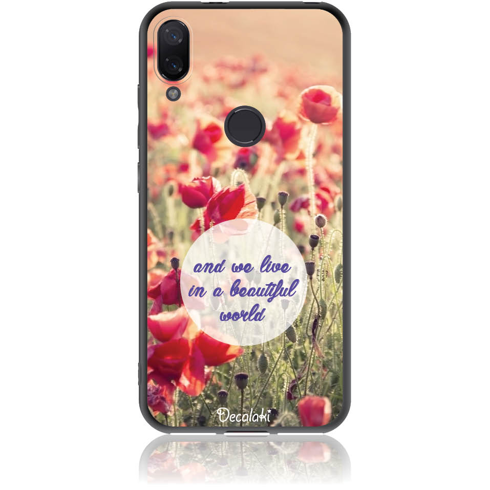 Case Design 50231  -  Xiaomi Mi Play  -  Soft Tpu Case