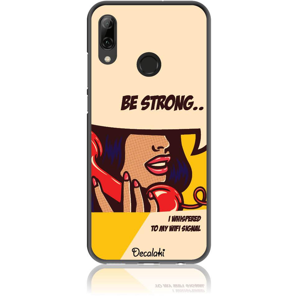 Case Design 50234  -  Huawei P Smart (2019)  -  Soft Tpu Case