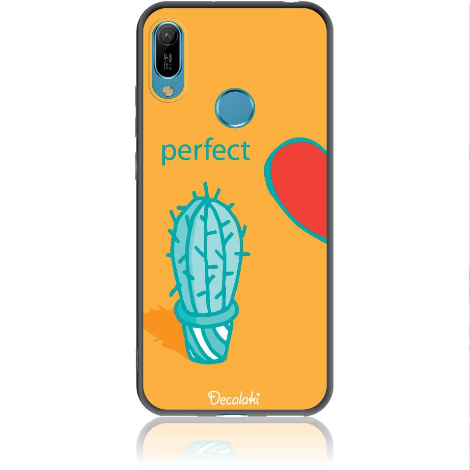 Case Design 50249  -  Huawei Y6 2019  -  Soft Tpu Case