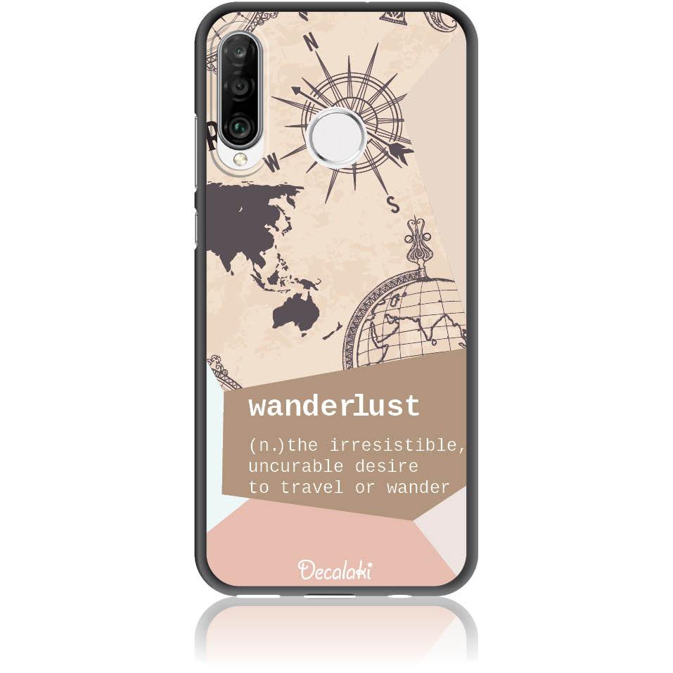 Case Design 50253  -  Huawei P30 Lite  -  Soft Tpu Case