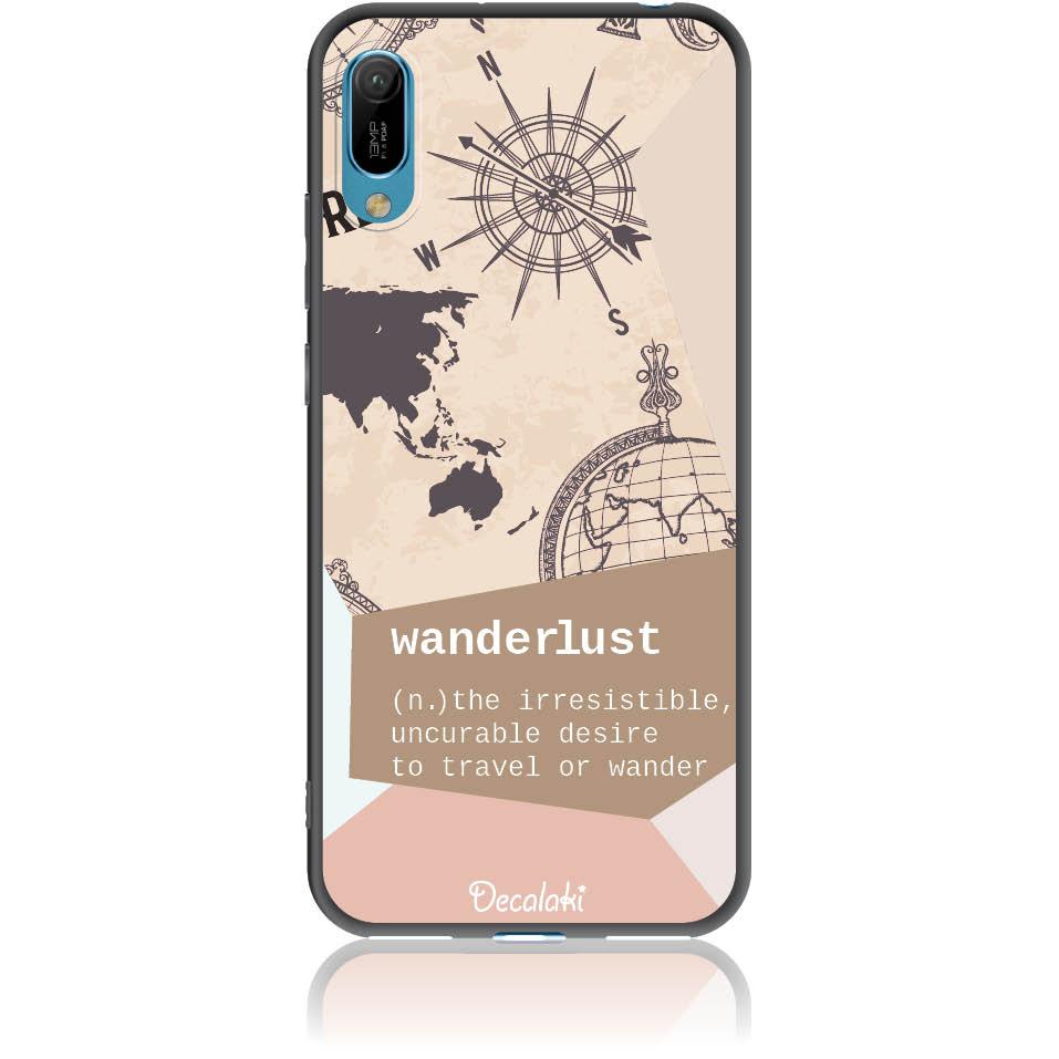 Case Design 50253  -  Huawei Y6 Pro 2019  -  Soft Tpu Case