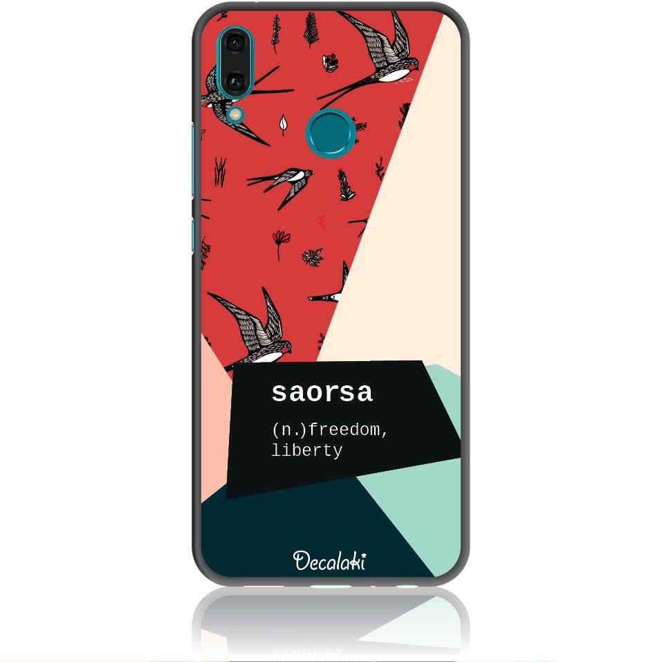 Case Design 50255  -  Huawei Y9 2019  -  Soft Tpu Case