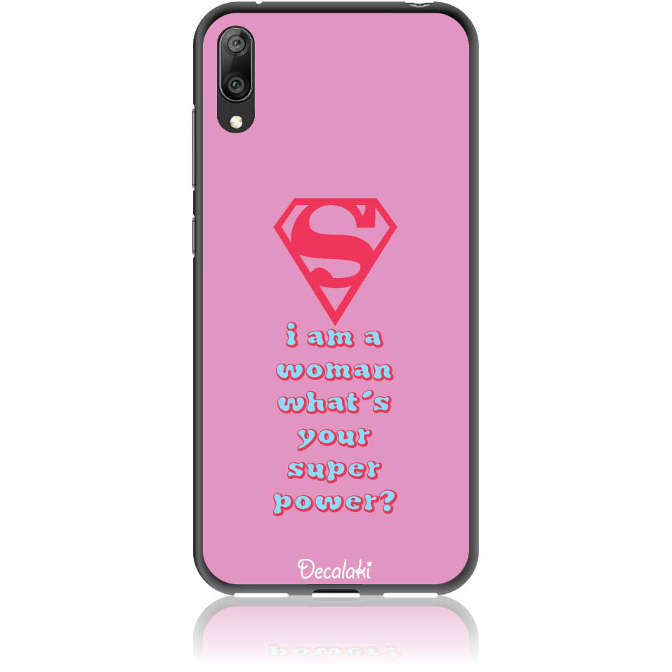 Case Design 50258  -  Huawei Y7 Pro 2019  -  Soft Tpu Case