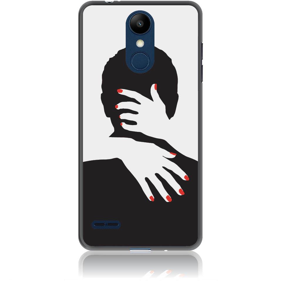 Case Design 50285  -  Lg K8 (2018) / Lg K9 For Russia  -  Soft Tpu Case
