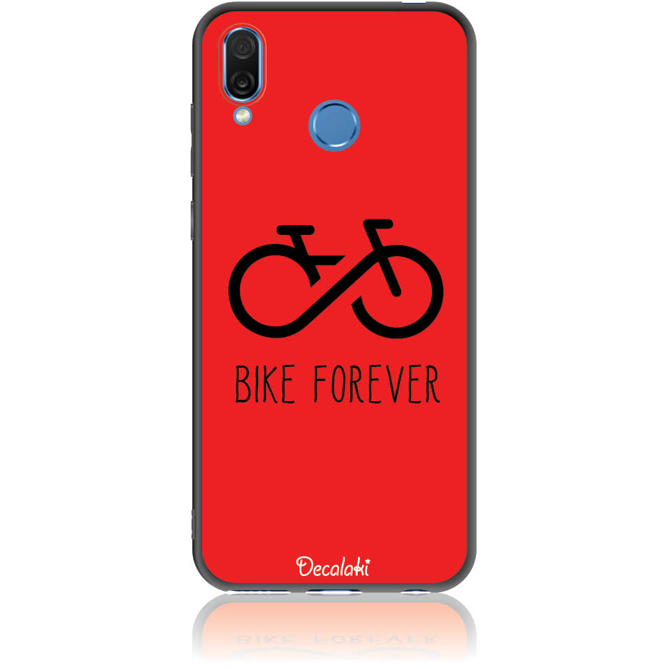 Forever Bike Phone Case Design 50304  -  Honor Play  -  Soft Tpu Case