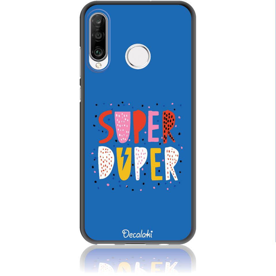 Case Design 50313  -  Huawei Nova 4e  -  Soft Tpu Case