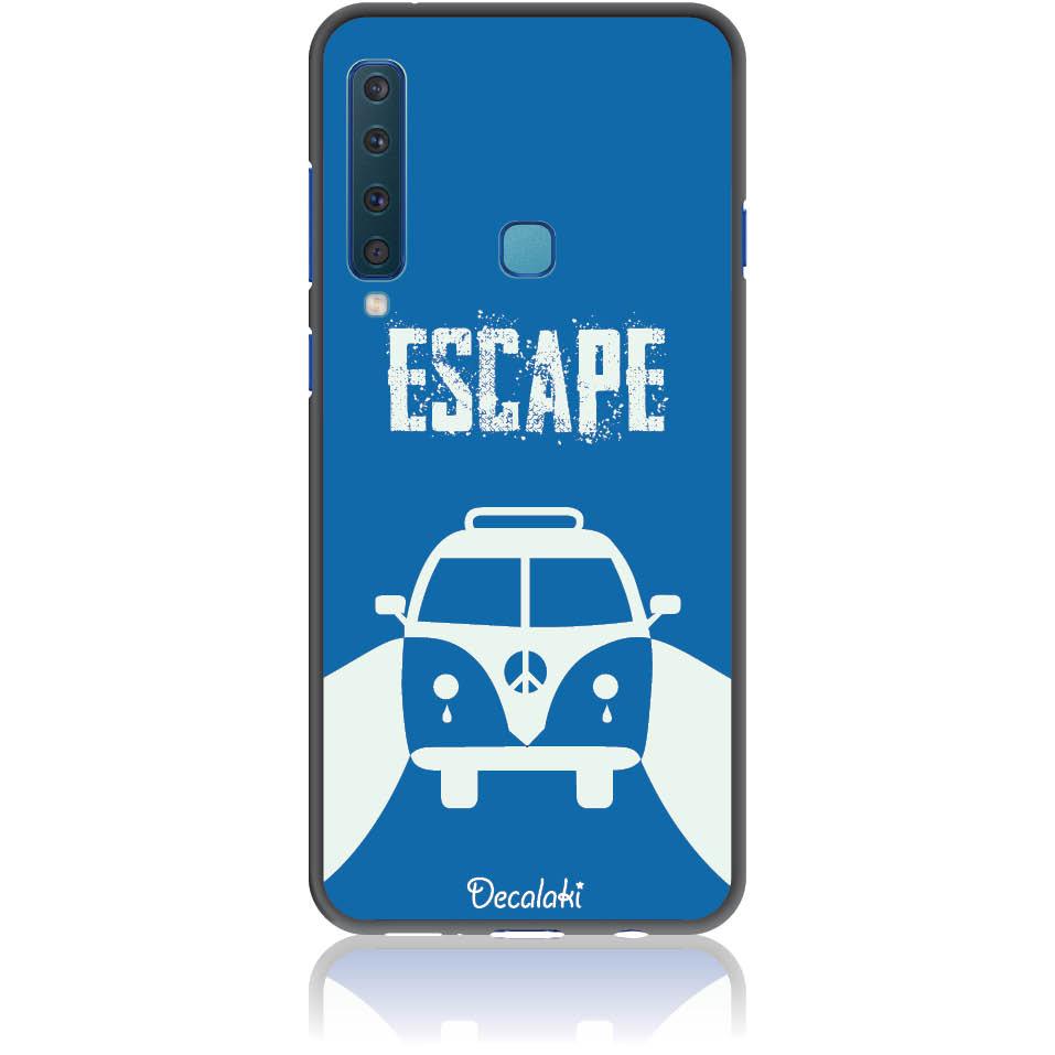 Escape For Life Phone Case Design 50314  -  Samsung A9 Star Pro  -  Soft Tpu Case