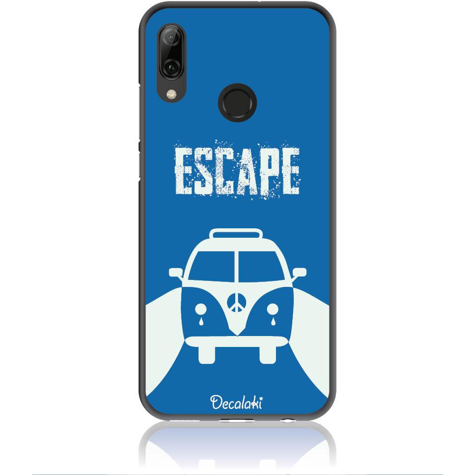 Escape For Life Phone Case Design 50314  -  Huawei P Smart Plus  -  Soft Tpu Case
