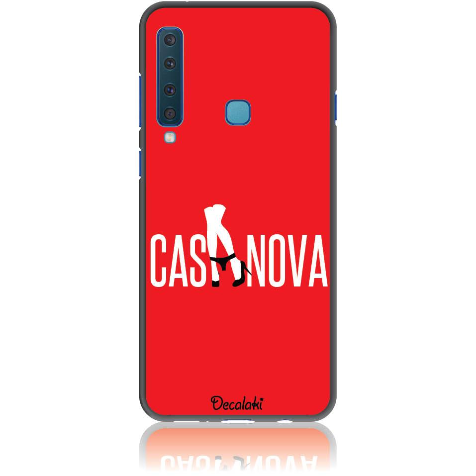 Case Design 50349  -  Samsung A9 (2018)  -  Soft Tpu Case