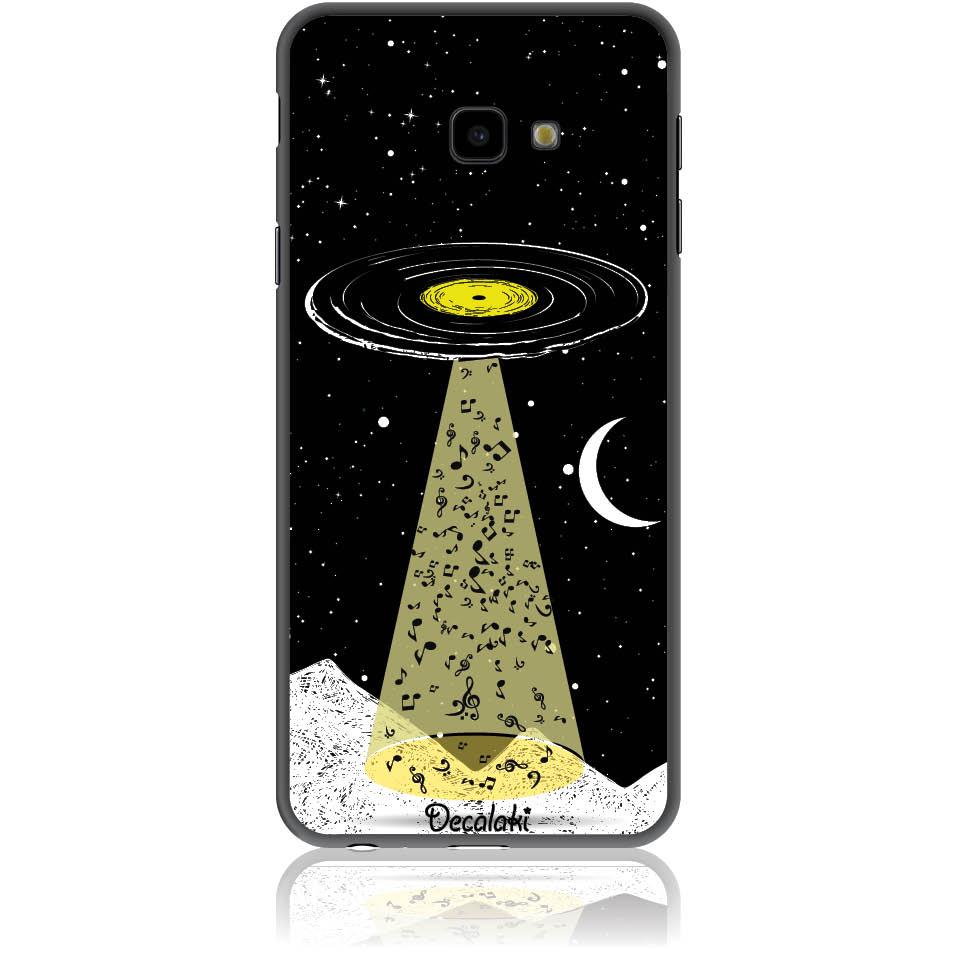 Case Design 50350  -  Samsung J4 Plus  -  Soft Tpu Case