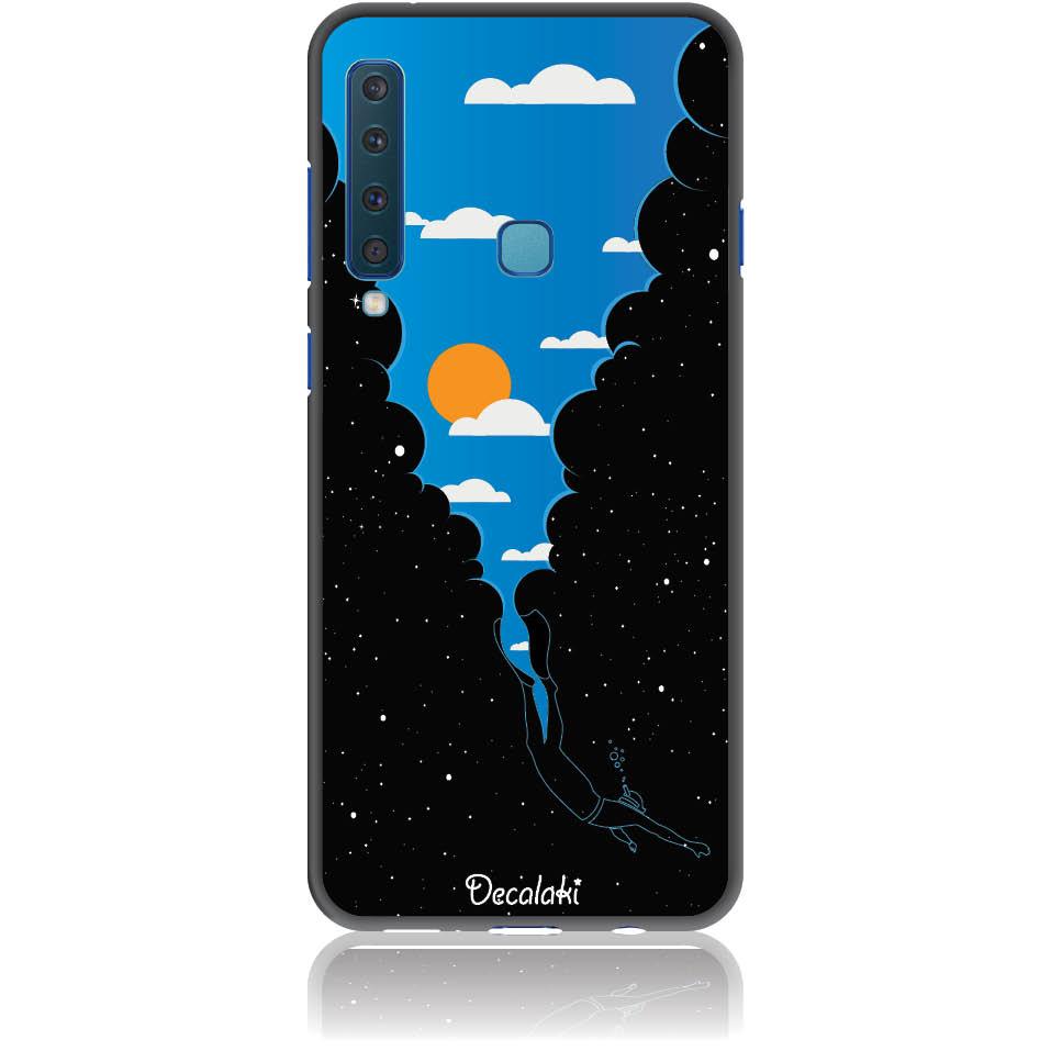 Case Design 50355  -  Samsung A9 (2018)  -  Soft Tpu Case