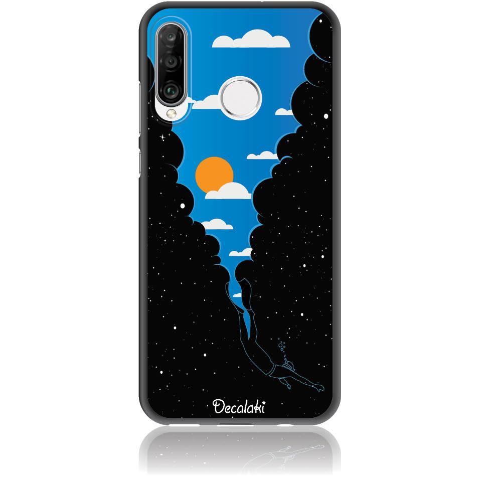 Case Design 50355  -  Huawei P30 Lite  -  Soft Tpu Case
