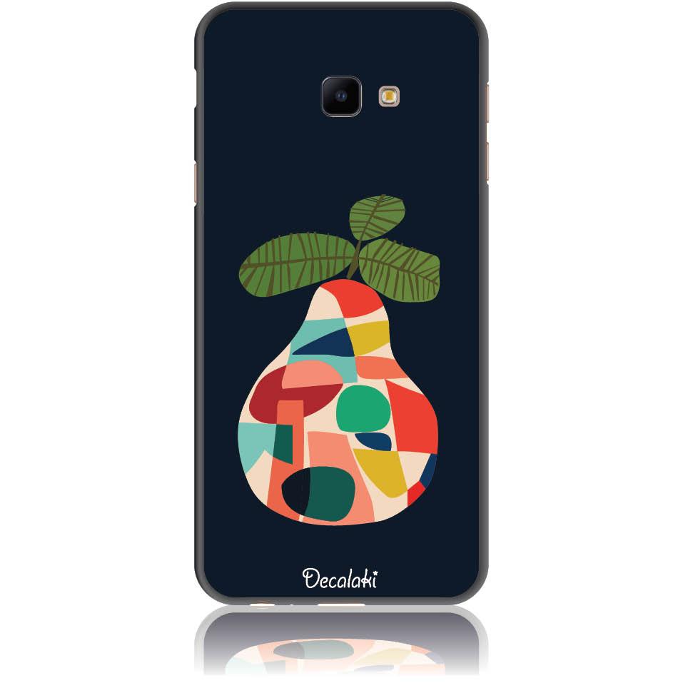 Pear African Colors Phone Case Design 50371  -  Samsung J4 Core  -  Soft Tpu Case