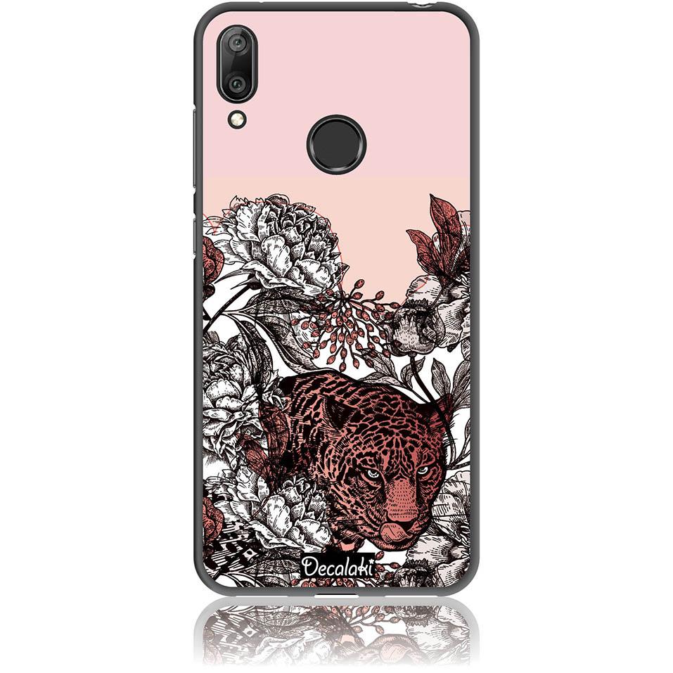 Wild Nature Original Phone Case Design 50419  -  Huawei Y7 Prime 2019  -  Soft Tpu Case