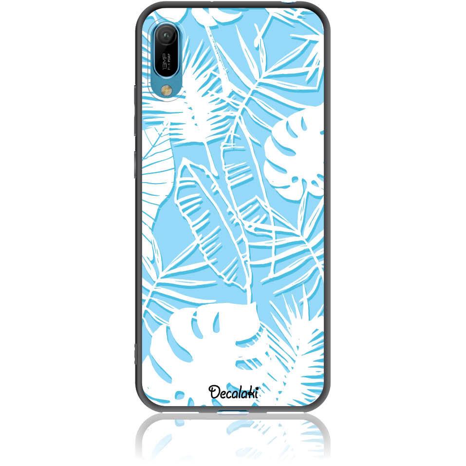 Blue Orgasm Phone Case Design 50422  -  Huawei Y6 Pro 2019  -  Soft Tpu Case