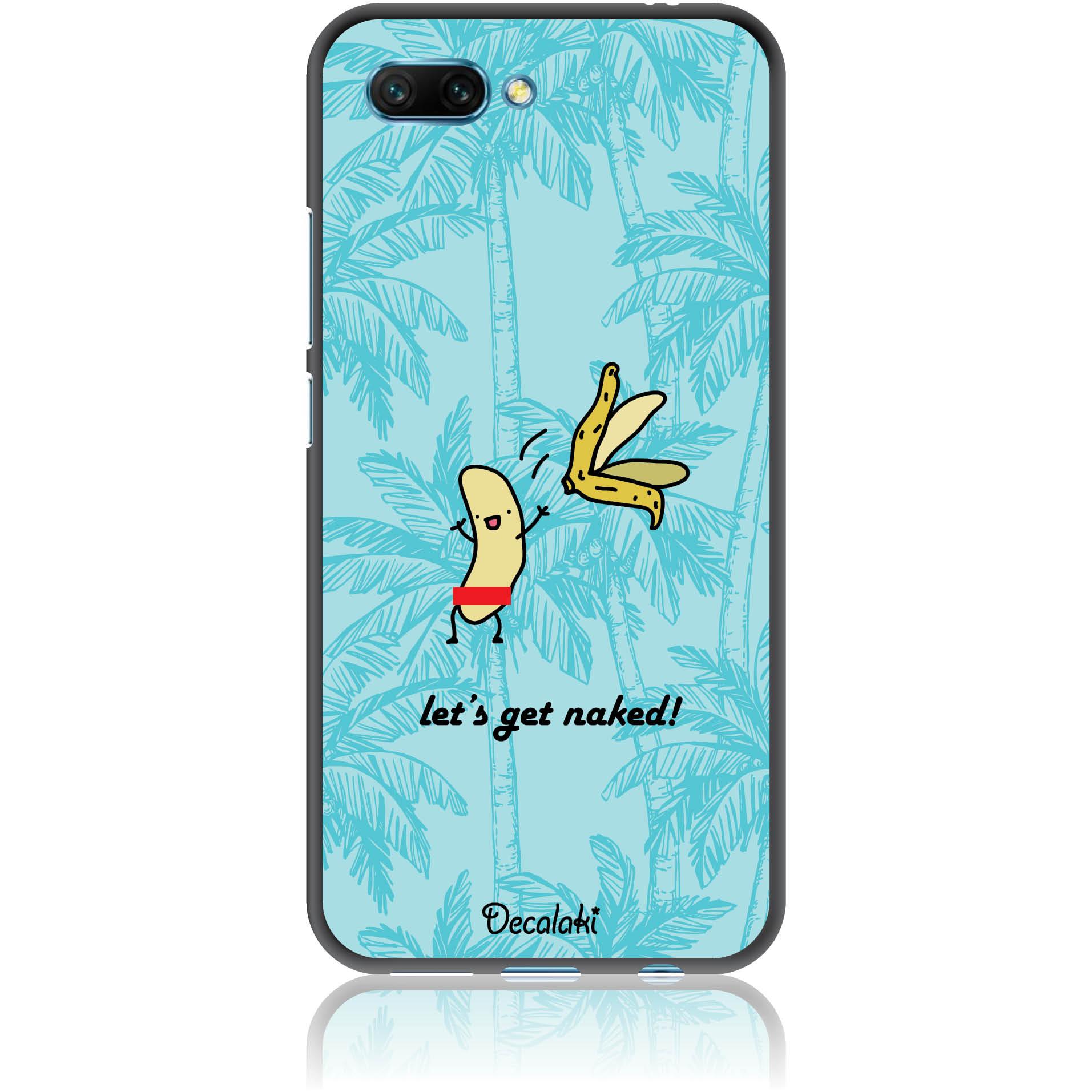 Let's Get Naked Phone Case Design 50431  -  Honor 10  -  Soft Tpu Case