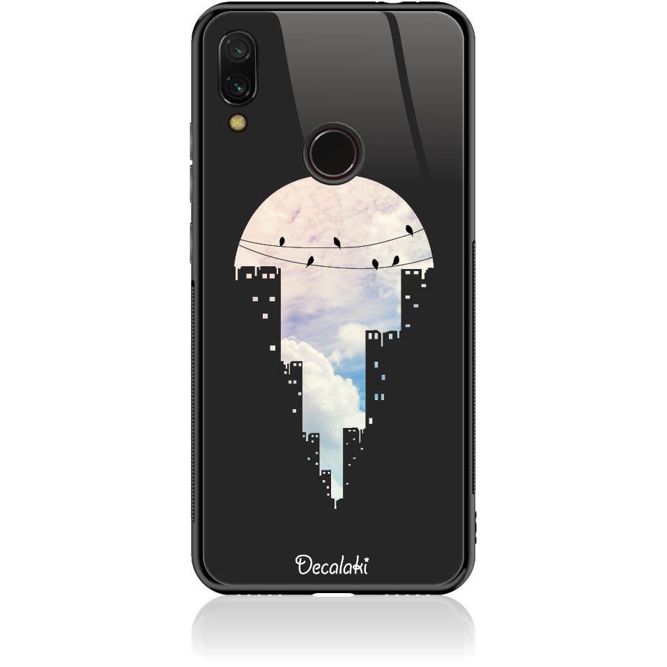 Case Design 50029  -  Xiaomi Redmi Note 7 Pro  -  Tempered Glass Case