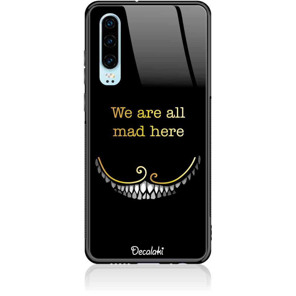 Case Design 50033  -  Huawei P30  -  Tempered Glass Case