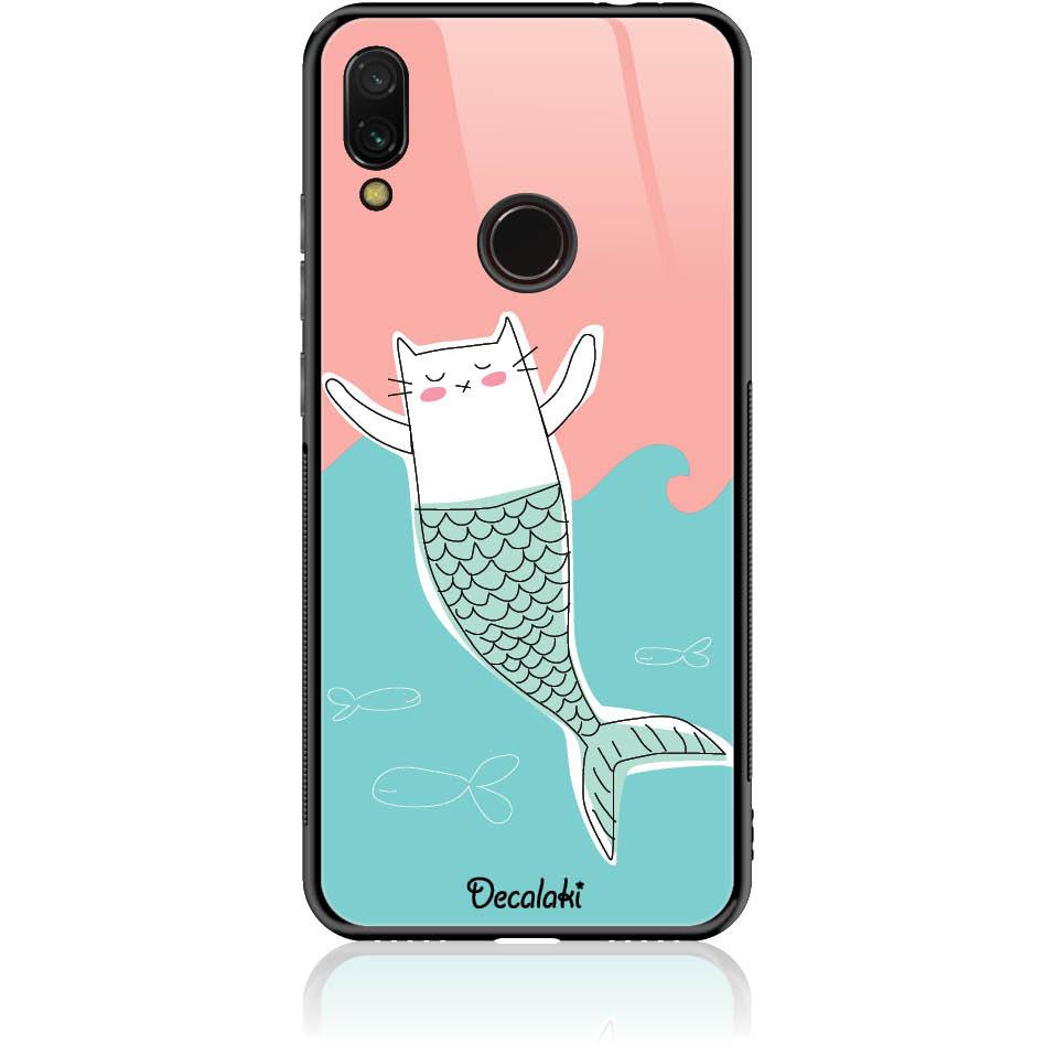 Case Design 50082  -  Xiaomi Redmi Note 7  -  Tempered Glass Case