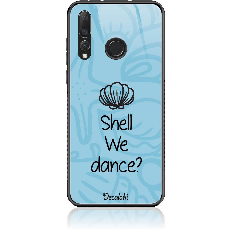 Sell We Dance Phone Case Design 50118  -  Huawei Nova 4  -  Tempered Glass Case