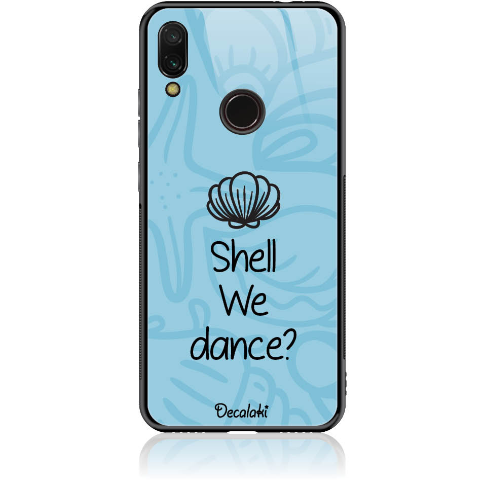 Sell We Dance Phone Case Design 50118  -  Xiaomi Redmi Note 7  -  Tempered Glass Case