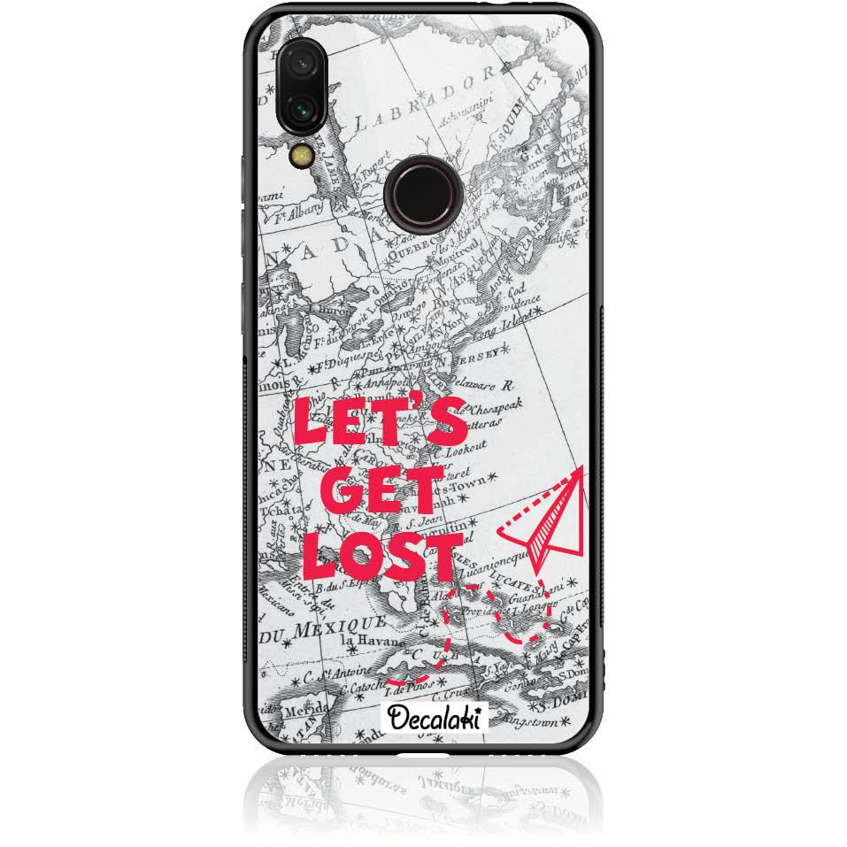 Case Design 50163  -  Xiaomi Redmi Note 7  -  Tempered Glass Case