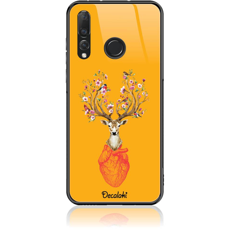 Case Design 50185  -  Huawei Nova 4  -  Tempered Glass Case