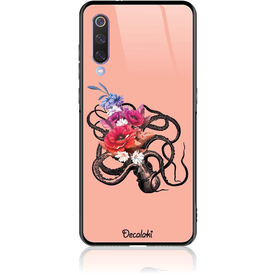 Case Design 50186  -  Xiaomi Mi 9  -  Tempered Glass Case